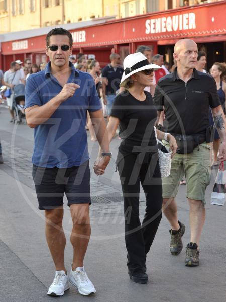 Maurizio Vanadia, Marina Berlusconi - Saint Tropez - 11-08-2015 - Silvio Berlusconi: un nonno a tempo indeterminato