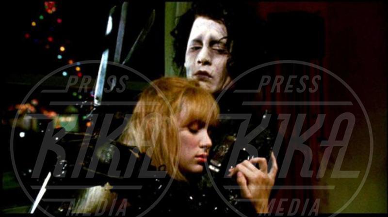 Winona Ryder, Johnny Depp - Hollywood - 12-08-2015 - Edward mani di forbice fa 25 anni, le curiosità sul film