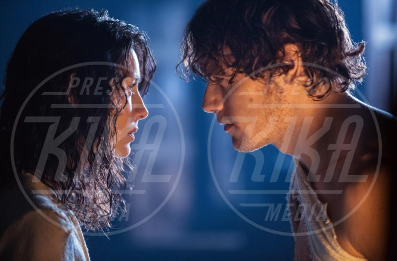 Outlander, Caitriona Balfe, Sam Heughan - - - 10-06-2015 - Outlander, dal 9 aprile in TV la seconda serie