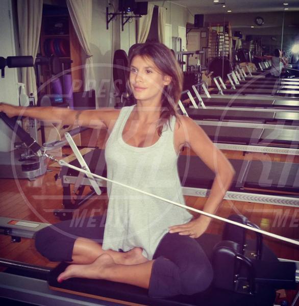 Elisabetta Canalis - Los Angeles - 12-08-2015 - Dillo con un tweet: è festa grande per Alessandra Amoroso