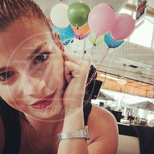 Emma Marrone - Los Angeles - 12-08-2015 - Dillo con un tweet: è festa grande per Alessandra Amoroso
