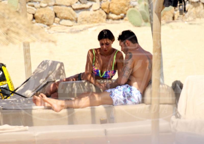 Stefano De Martino, Belen Rodriguez - Mykonos - 15-08-2015 - Stefano De Martino rivela: