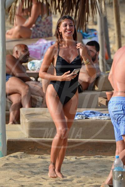 Belen Rodriguez - Grecia - 14-08-2015 -