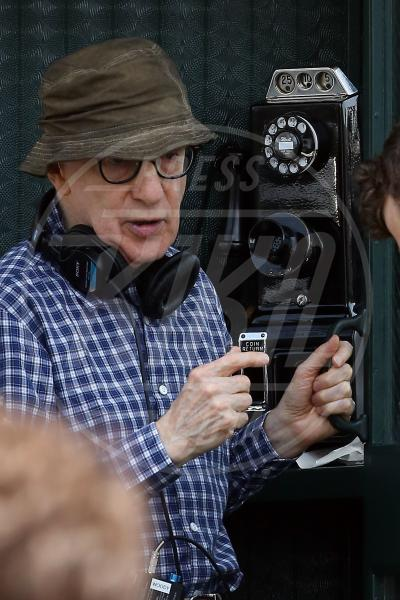 Woody Allen - Los Angeles - 19-08-2015 - Il film di Woody Allen bloccato da Amazon uscirà in Italia
