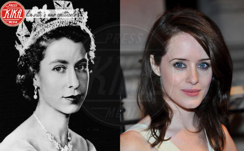 Claire Foy, Regina Elisabetta II - 21-08-2015 - Dio salvi la regina: Elisabetta II compie 63 anni di regno