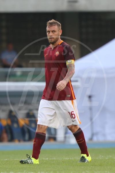 Daniele De Rossi - Verona - 22-08-2015 - Ecco i 10 calciatori più pagati della Serie A