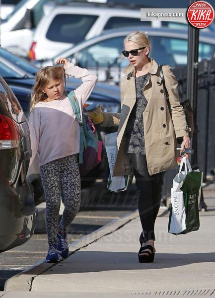 Matilda Ledger, Michelle Williams - New York - 15-09-2014 - Da Bowie a Ledger: le figlie delle icone che forse non conoscete