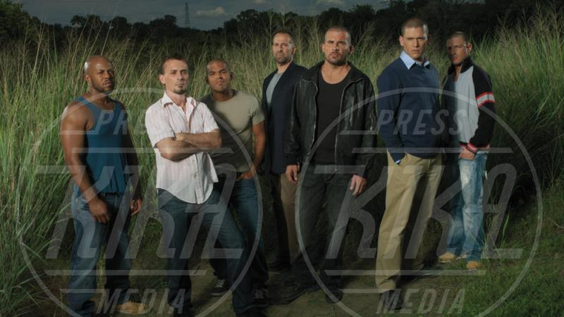 Prison Break, Robert Knepper, Dominic Purcell, William Fichtner, Amaury Nolasco, Wentworth Miller - 25-08-2015 - Prison Break: arriva il sequel. Dove eravamo rimasti?