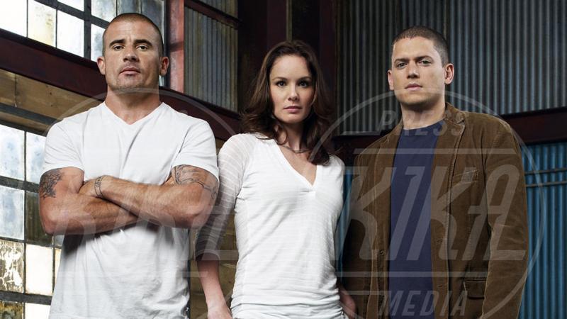 Prison Break, Sarah Wayne Callies, Dominic Purcell, Wentworth Miller - 25-08-2015 - Prison Break: arriva il sequel. Dove eravamo rimasti?