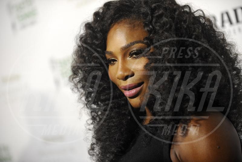 Serena Williams - New York - 27-08-2015 - Serena Williams: la prima foto con Alexis Olympia