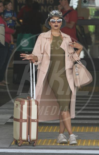 Kat Graham - Los Angeles - 29-08-2015 - Fashion Week o viaggio di piacere, i travel outfit delle star