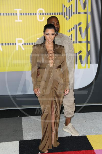 Kim Kardashian, Kanye West - Los Angeles - 30-08-2015 - Mtv Video Music Awards 2015: i vincitori