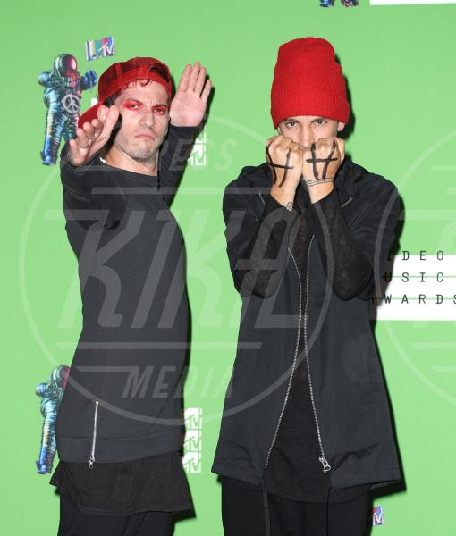 Twenty One Pilots - Los Angeles - 30-08-2015 - Mtv Video Music Awards 2015: i vincitori