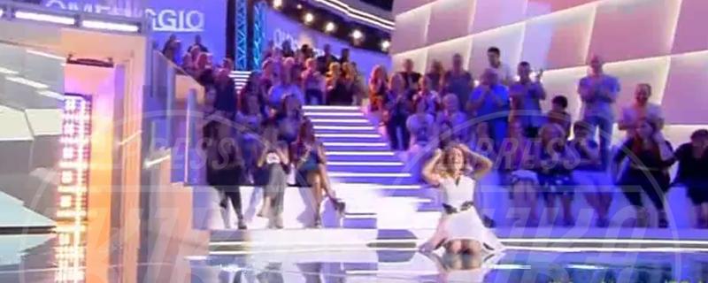 Barbara D'Urso - Milano - 28-06-2012 - Sabrina Impacciatore & C., quando lo scivolone è epico