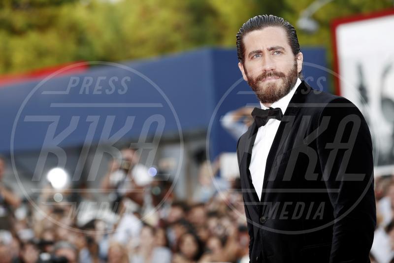 Jake Gyllenhaal - Venezia - 02-09-2015 - Festival di Venezia: Jake Gyllenhaal non lo batte nessuno.