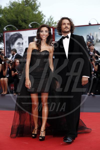 Chicca Rocco, Giovanni Masiero - Venezia - 02-09-2015 - Festival di Venezia: Jake Gyllenhaal non lo batte nessuno.