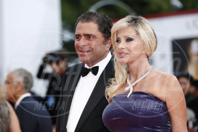 Paola Ferrari - Venezia - 02-09-2015 - Festival di Venezia: Jake Gyllenhaal non lo batte nessuno.