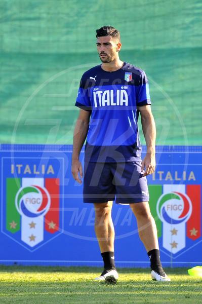 Graziano Pellè - Coverciano - 02-09-2015 - Il calciatore più sexy della Nazionale? Graziano Pellè
