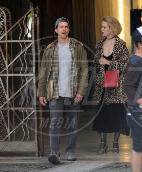 Matt Bomer, Sarah Paulson - Los Angeles - 03-09-2015 - American Horror Story 6, loro sono confermati