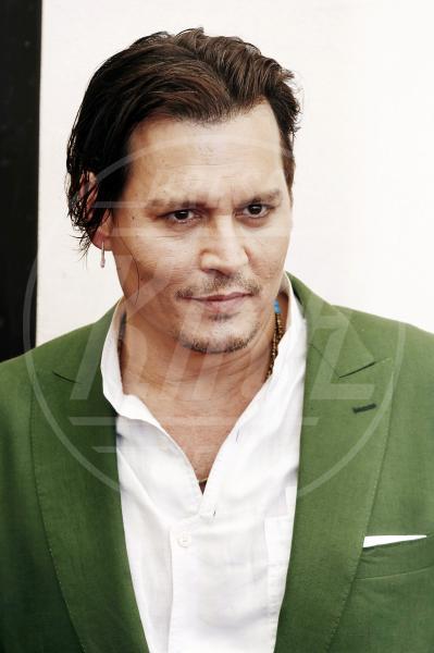 Johnny Depp - Venezia - 04-09-2015 - Gary Oldman si è trasformato in Winston Churchill