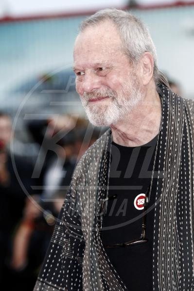 Terry Gilliam - Venezia - 04-09-2015 - Cannes: il Don Chisciotte di Gilliam sconfigge i mulini a vento