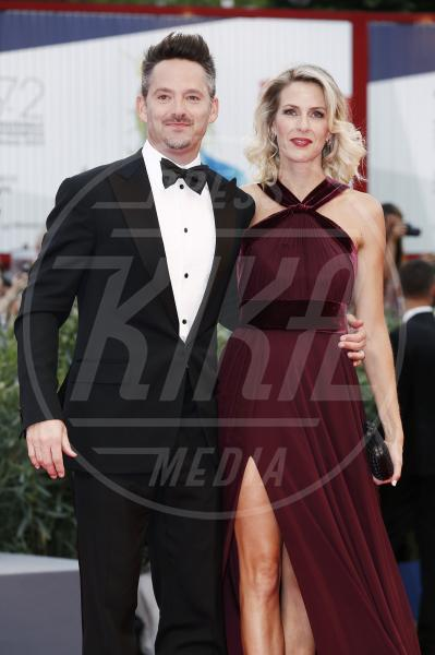 Jocelyne Cooper, Scott Cooper - Venezia - 04-09-2015 - Venezia 2015: quanto è gonfio Johnny Depp?