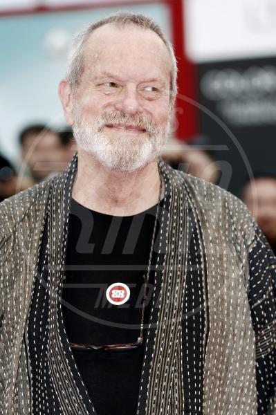 Terry Gilliam - Venezia - 04-09-2015 - Venezia 2015: quanto è gonfio Johnny Depp?