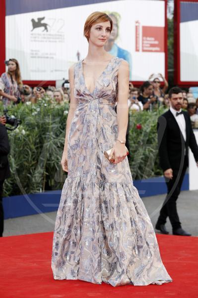 Francesca Inaudi - Venezia - 04-09-2015 - Venezia 2015: quanto è gonfio Johnny Depp?