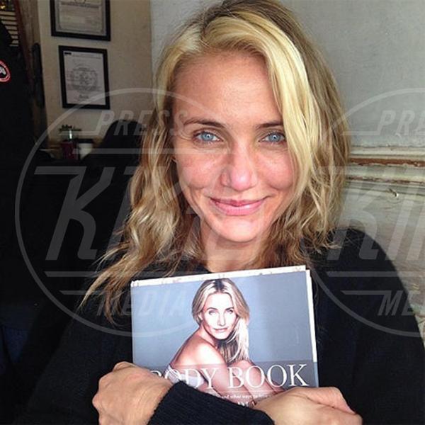 Cameron Diaz - Los Angeles - 05-09-2015 - Star prima e dopo, il miracolo del make up