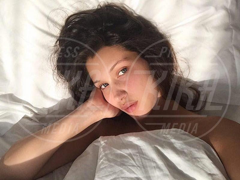 Bella Hadid - Los Angeles - 05-09-2015 - Star prima e dopo, il miracolo del make up