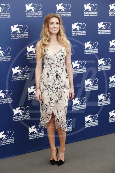 Amber Heard - Venezia - 05-09-2015 - Le celebrity? Sul red carpet e fuori sono regine di... fiori!