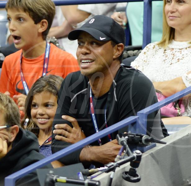 Tiger Woods - Flushing Meadows - 04-09-2015 - Us Open: l'ennesima vetrina delle star