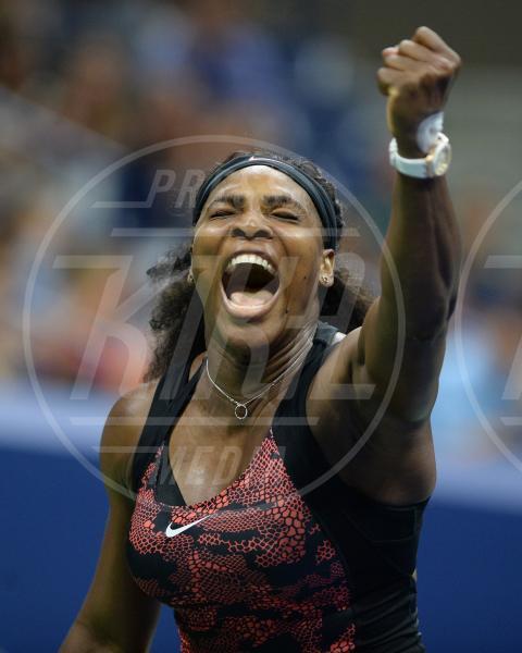 Serena Williams - Flushing Meadows - 04-09-2015 - Serena Williams: la prima foto con Alexis Olympia