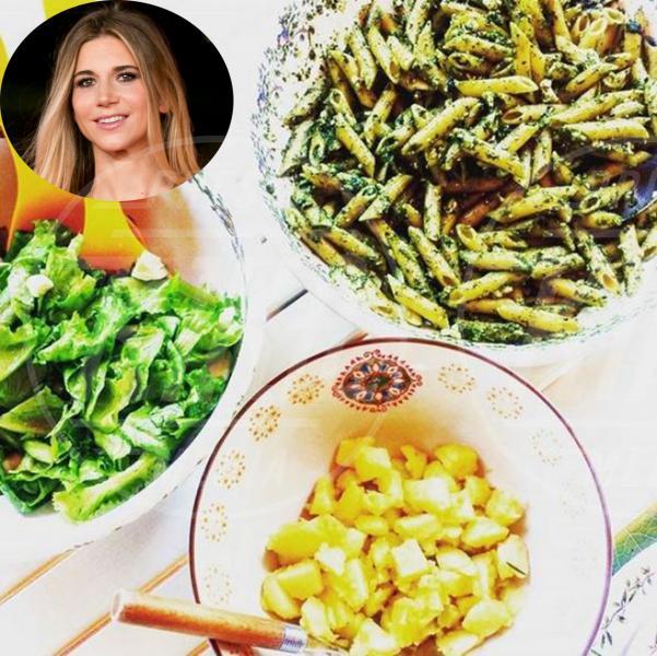 Nicoletta Romanoff - Milano - 06-09-2015 - Lady Gaga e quella passione per la cucina italiana