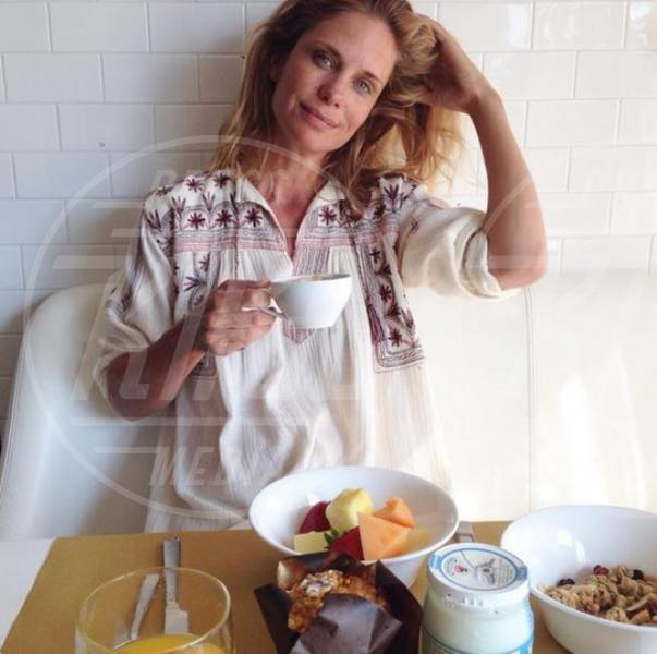 Filippa Lagerback - Milano - 06-09-2015 - Lady Gaga e quella passione per la cucina italiana