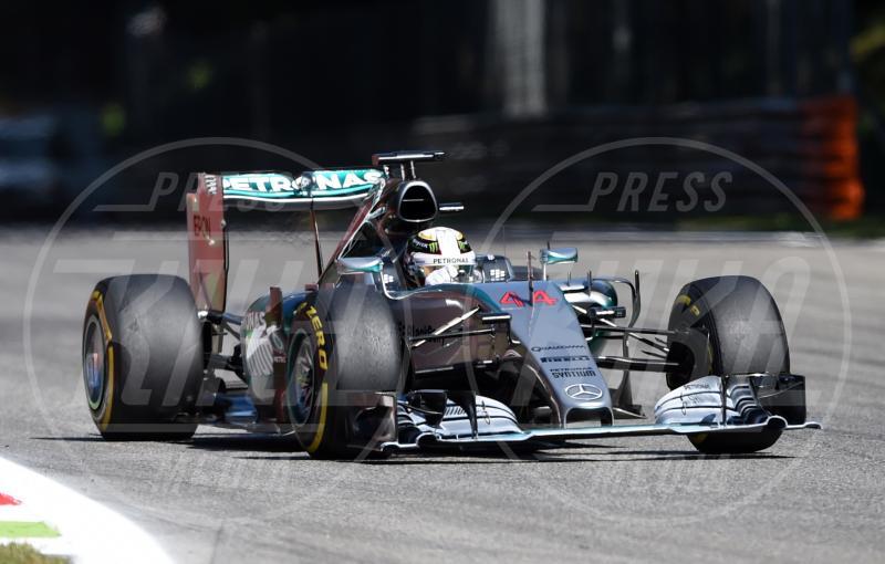 Lewis Hamilton - Monza - 06-09-2015 - Gran Premio d'Italia: trionfa la Mercedes di Hamilton
