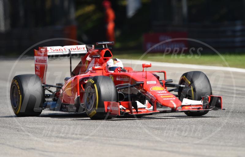 Sebastian Vettel - Monza - 06-09-2015 - Gran Premio d'Italia: trionfa la Mercedes di Hamilton