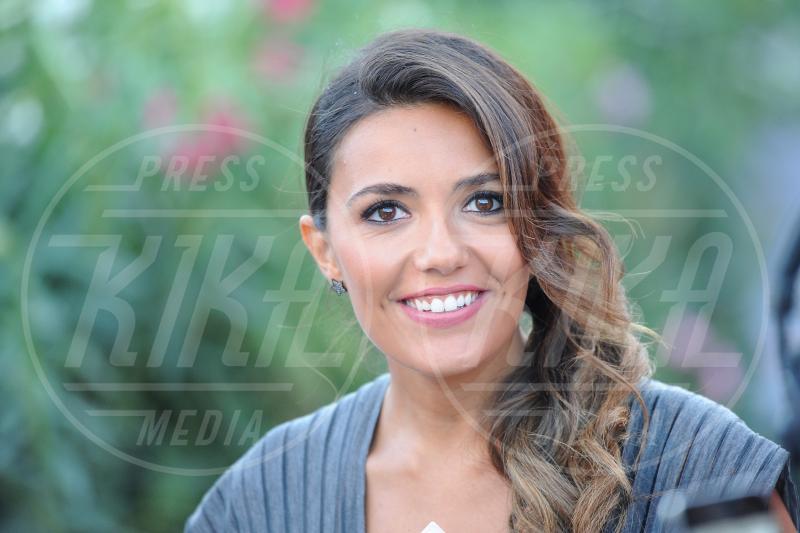 Serena Rossi - Venezia - 08-09-2015 - Serena Rossi aspetta un bambino da Davide Devenuto