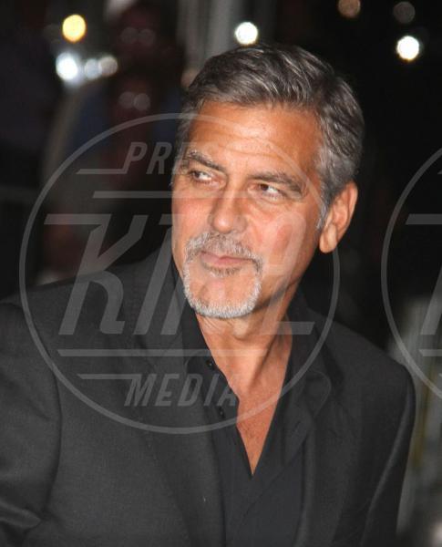 George Clooney - New York - 08-09-2015 - George Clooney rivela: