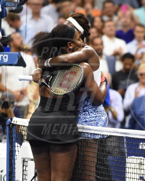 Venus Williams, Serena Williams - Flushing Meadows - 08-09-2015 - Us Open: l'ennesima vetrina delle star