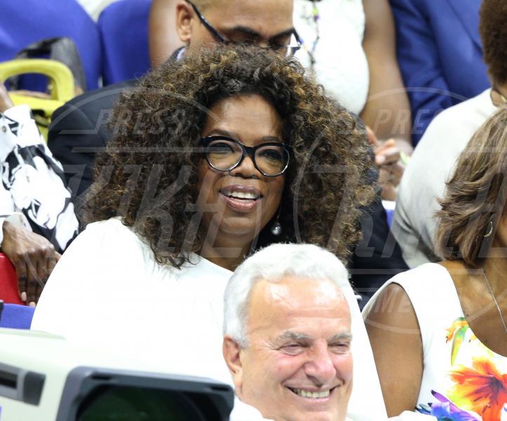 Oprah Winfrey - New York - 08-09-2015 - Us Open: l'ennesima vetrina delle star