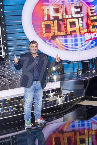 Sergio Friscia - Roma - 09-09-2015 - Carlo Conti presenta la quinta edizione di Tale e quale show