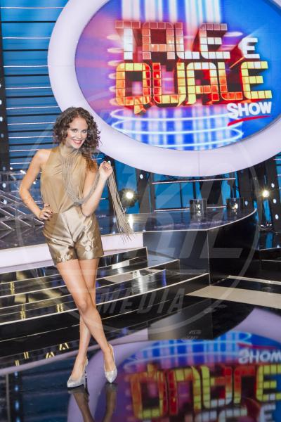 Giulia Luzi - Roma - 09-09-2015 - Carlo Conti presenta la quinta edizione di Tale e quale show