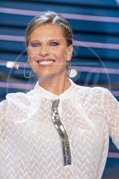 Laura Freddi - Roma - 09-09-2015 - Brigitte Nielsen, 54 anni col pancione: quante mamme negli anta!