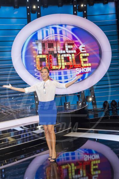 Laura Freddi - Roma - 09-09-2015 - Carlo Conti presenta la quinta edizione di Tale e quale show