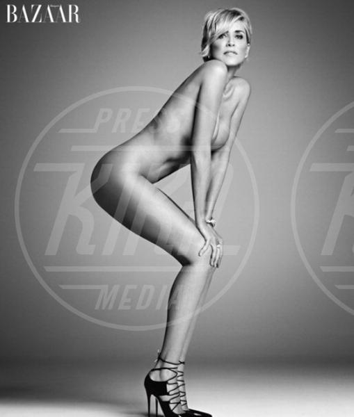 Sharon Stone - Los Angeles - 15-08-2015 - Over 40 senza veli e in copertina per combattere un tabù