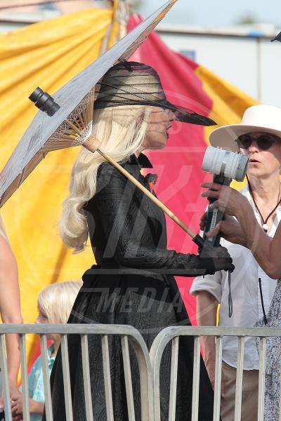 Lady Gaga - Los Angeles - 09-09-2015 - American Horror Story, l'attesa è finita