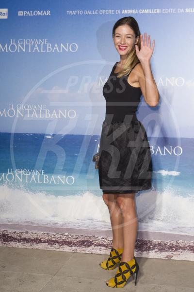 Sarah Felberbaum - Roma - 10-09-2015 - Riondino: