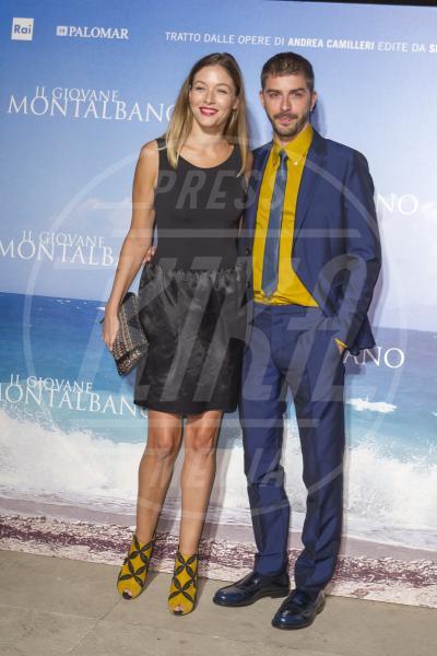 Michele Riondino, Sarah Felberbaum - Roma - 10-09-2015 - Riondino: