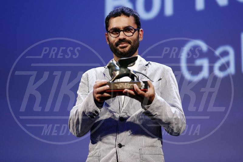 Gabriel Mascaro - Venezia - 12-09-2015 - Venezia 2015, la cerimonia della premiazione in foto